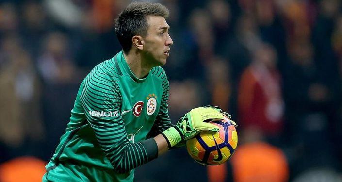 Fernando Muslera üç yıl daha Galatasaray'da