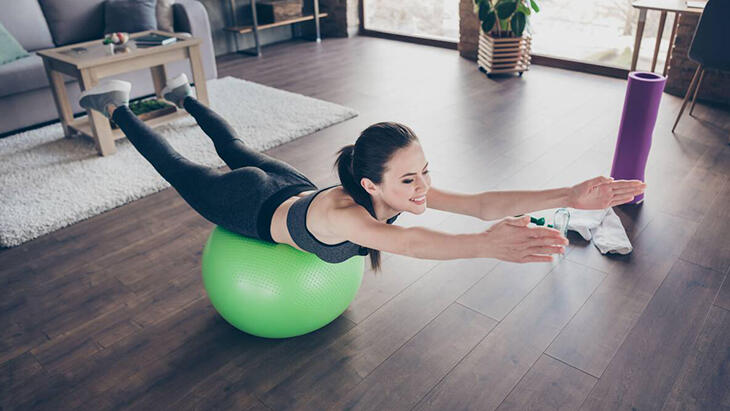 Fizik tedavide pilatesin önemi ve vücuda yararları