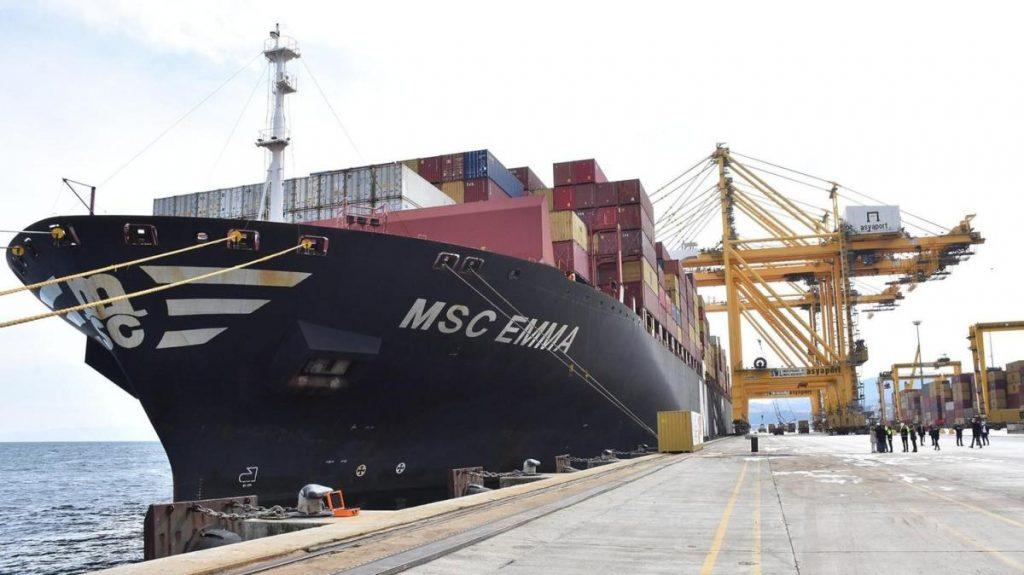 Hindistan'dan gelen gemiler, Tekirdağ'a yanaşmaya başladı