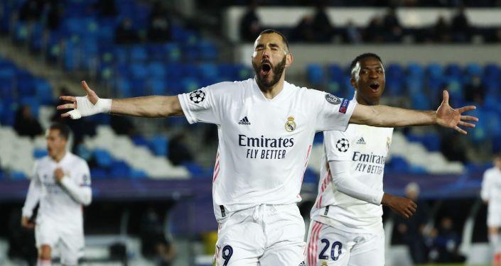 Benzema, Şampiyonlar Ligi'nde 70 gole ulaşan 5. futbolcu oldu