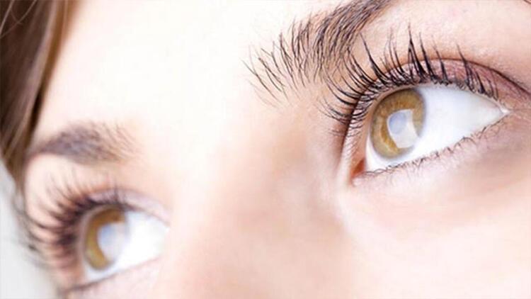 Kontakt lens kullananlar dikkat