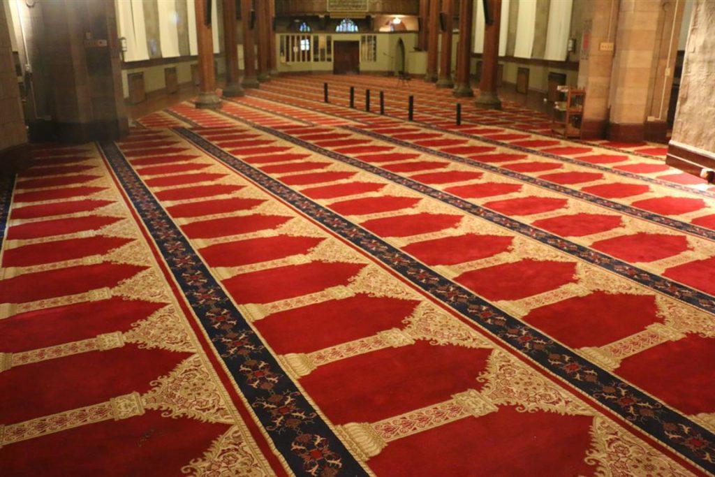Yünlü Cami Halısı